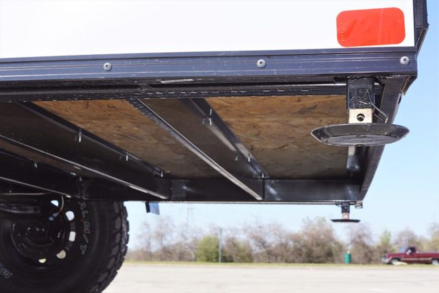 2020 Cargo Craft 7x16 Off Road - Blackout in Fort Worth, TX 76111