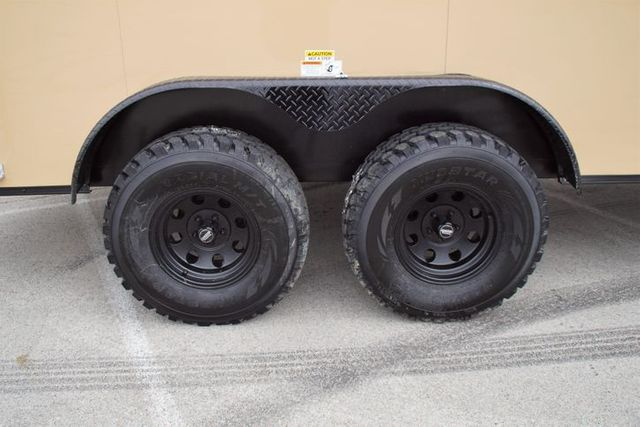 2020 Cargo Craft *SALE* OFF ROAD PACKAGE 7' X 16' - $15,500 in Fort Worth, TX 76111