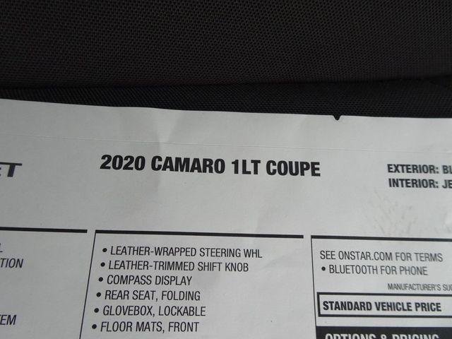 2020 Chevrolet Camaro 1LT Madison, NC 38