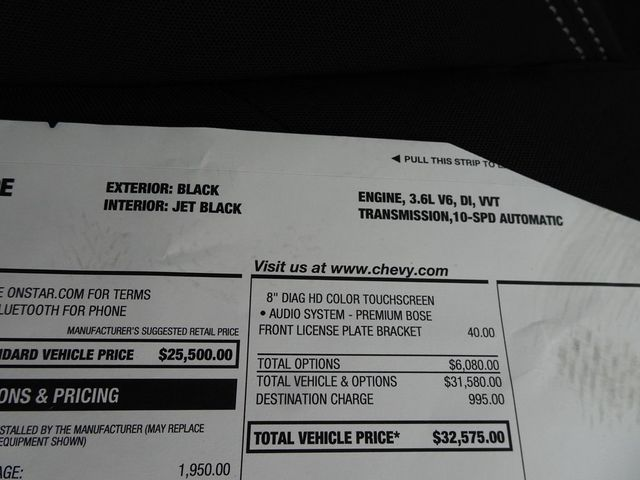 2020 Chevrolet Camaro 1LT Madison, NC 39