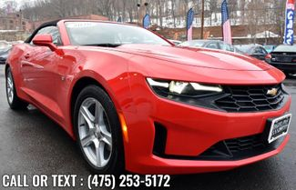 2020 Chevrolet Camaro 1LT Waterbury, Connecticut 6