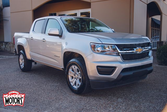 2020 Chevrolet Colorado 4WD LT in Arlington, Texas 76013