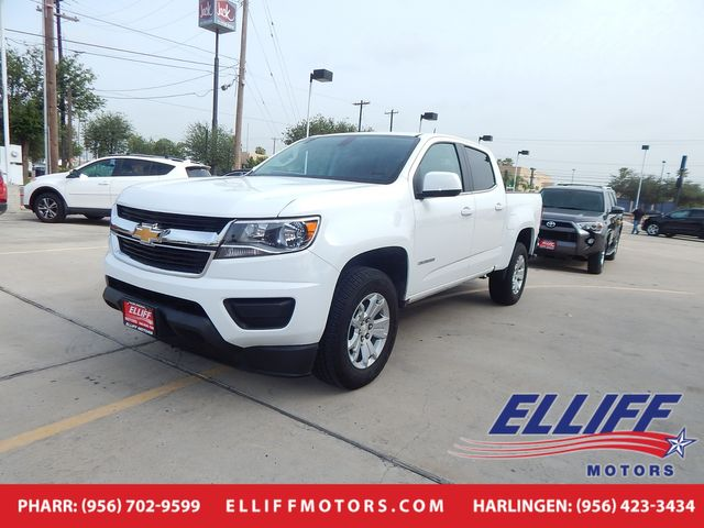 2020 Chevrolet Colorado Crew Cab Lt in Harlingen, TX 78550