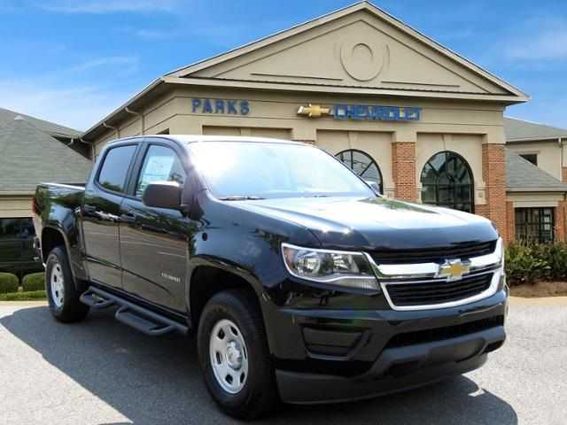 2020 Chevrolet Colorado 4WD Work Truck