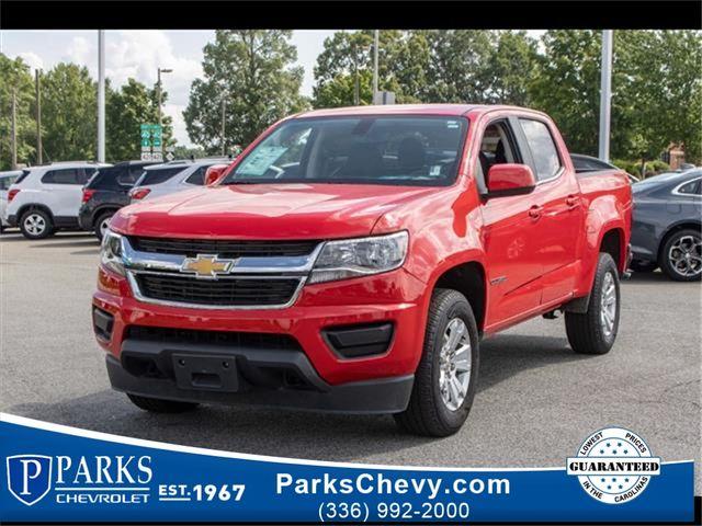 2020 Chevrolet Colorado 4WD LT