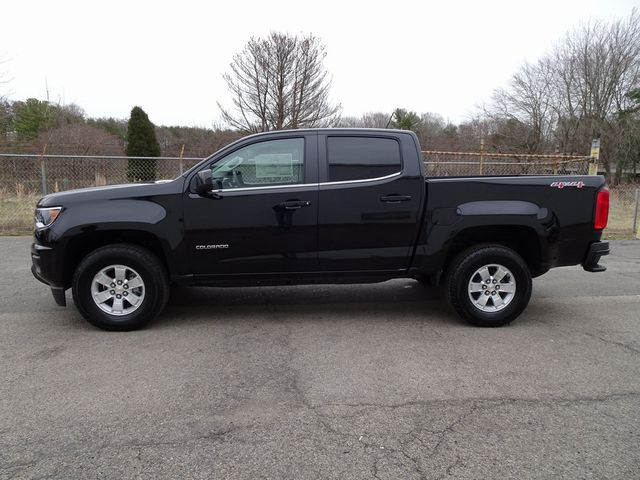 2020 Chevrolet Colorado 4WD Work Truck Madison, NC 4