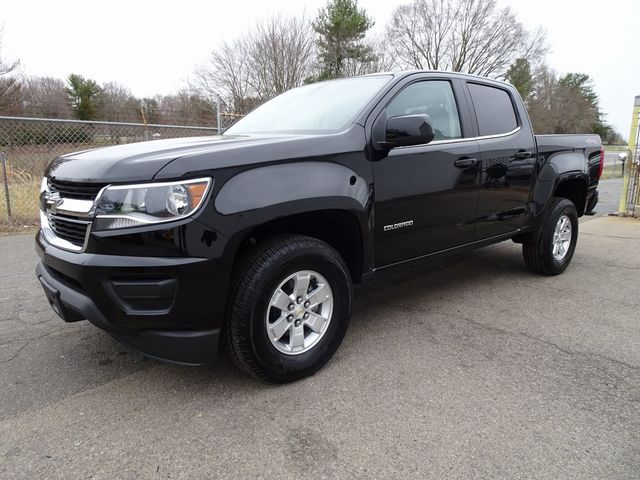 2020 Chevrolet Colorado 4WD Work Truck Madison, NC 5