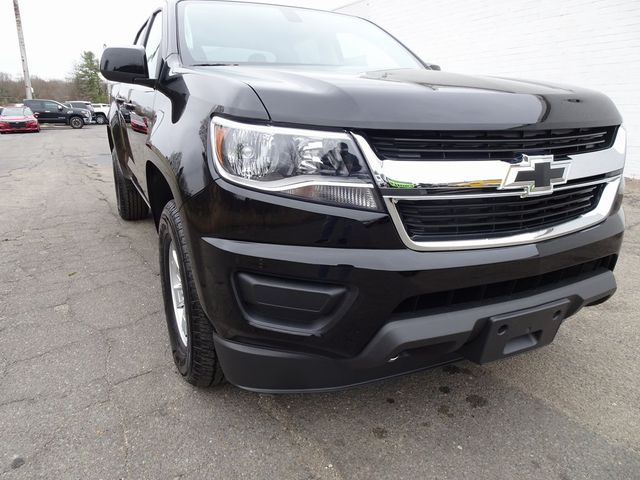 2020 Chevrolet Colorado 4WD Work Truck Madison, NC 8