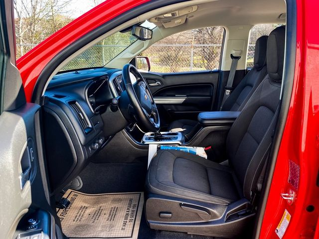 2020 Chevrolet Colorado 4WD LT Madison, NC 20