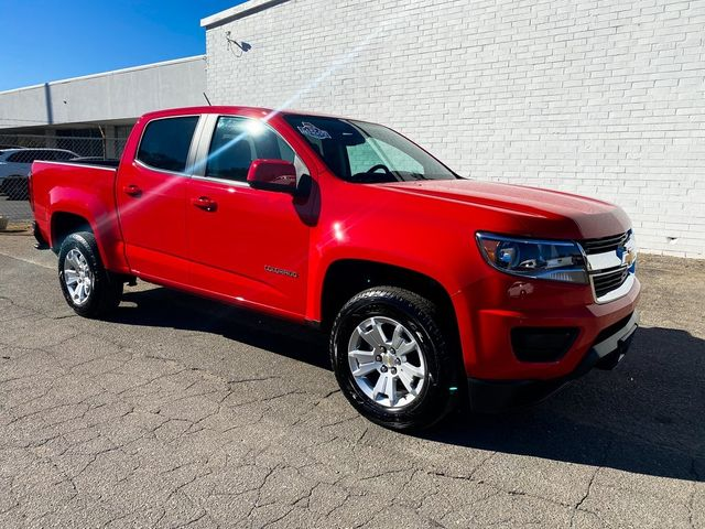 2020 Chevrolet Colorado 4WD LT Madison, NC 7