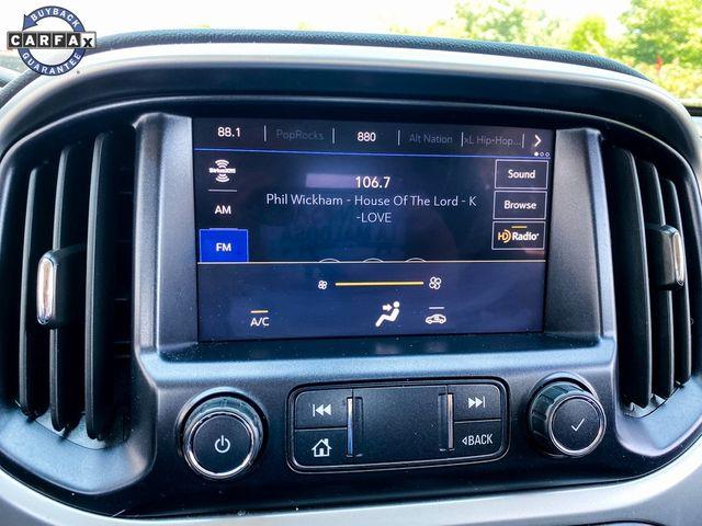 2020 Chevrolet Colorado 4WD LT Madison, NC 26