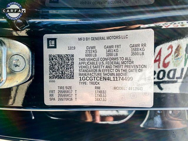 2020 Chevrolet Colorado 4WD LT Madison, NC 37