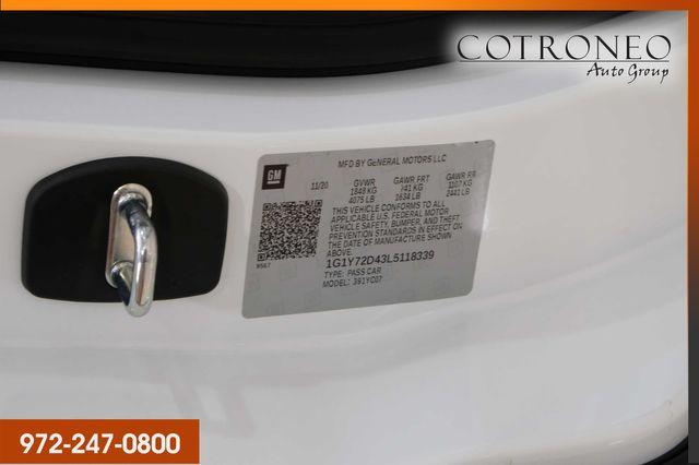 2020 Chevrolet Corvette 2LT Z51 Coupe in Addison, TX 75001