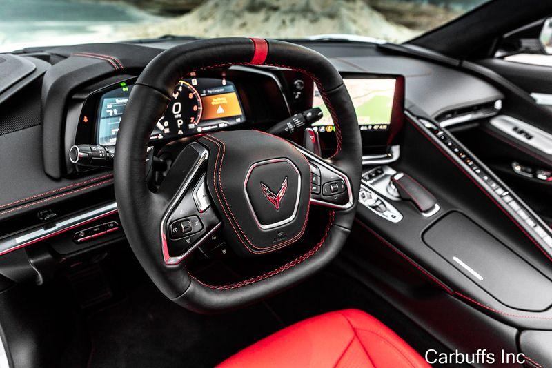 2020 Chevrolet Corvette Convertible 3LT   Concord, CA   Carbuffs in Concord, CA
