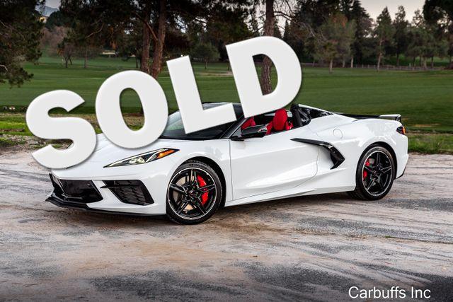 2020 Chevrolet Corvette 2LT Convertible | Concord, CA | Carbuffs in Concord