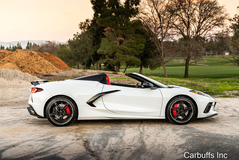 2020 Chevrolet Corvette 2LT Convertible | Concord, CA | Carbuffs in Concord, CA