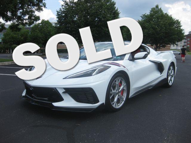 2020 Sold Chevrolet Corvette 3LT Conshohocken, Pennsylvania