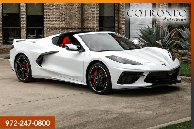 2020 Chevrolet Corvette 2LT Z51 Coupe
