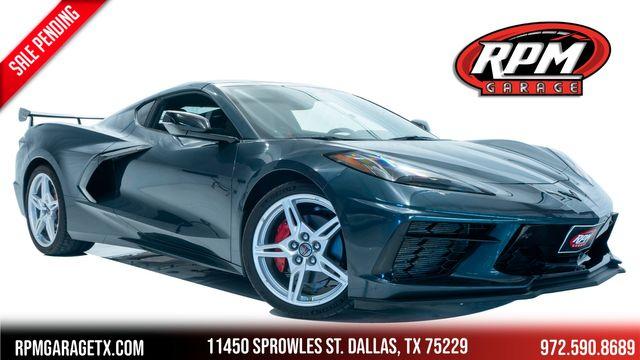 2020 Chevrolet Corvette 2LT in Dallas, TX 75229