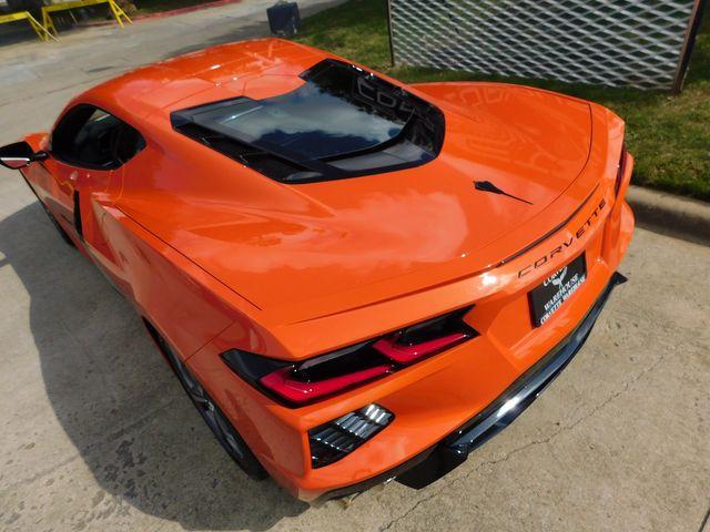 2020 Chevrolet Corvette Coupe Spectra Gray Wheels, NPP, InfoSys in Dallas, Texas 75220