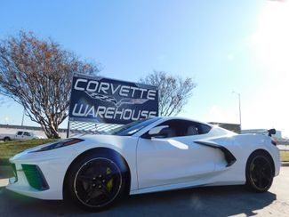 2020 Chevrolet Corvette Coupe IOS, NPP, Racing Stripes, High Wing in Dallas, Texas 75220