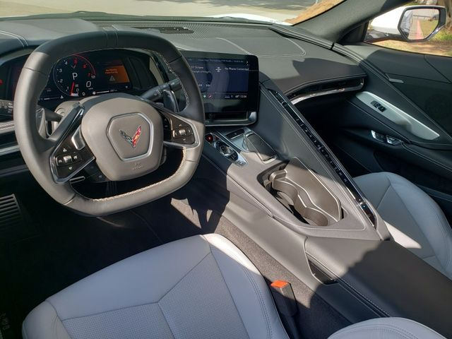 2020 Chevrolet Corvette Coupe IOS, NPP, Racing Stripes, High Wing, Loaded in Dallas, Texas 75220