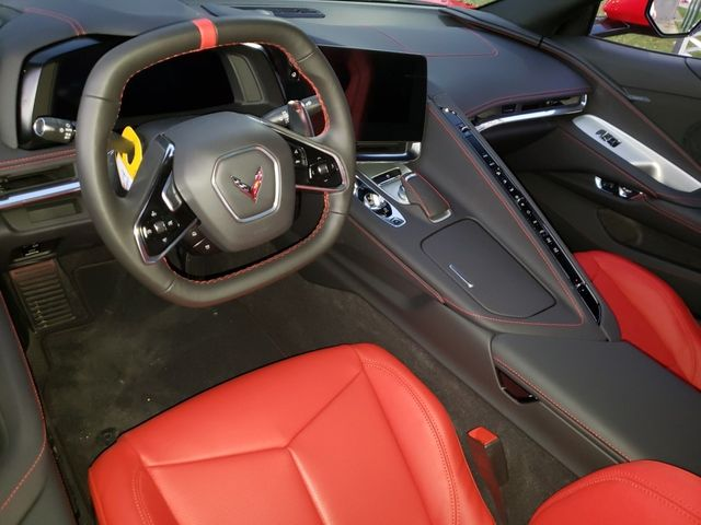 2020 Chevrolet Corvette Coupe IOS, NPP, Black Wheels, Only 23 Miles in Dallas, Texas 75220