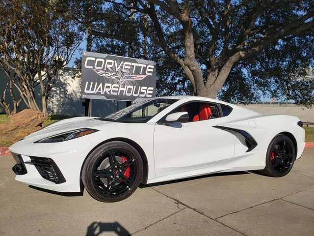 2020 Chevrolet Corvette Coupe Auto, IOS, NPP, Black Alloys 235 Miles in Dallas, Texas 75220
