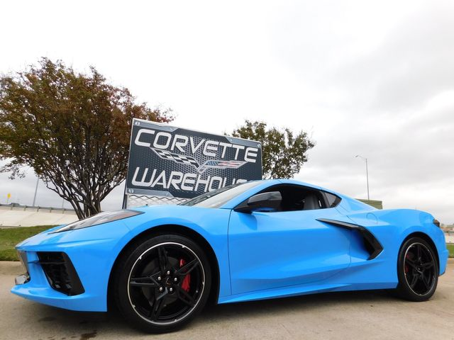 2020 Chevrolet Corvette Coupe IOS, NPP, Black Alloys 345 Miles in Dallas, Texas 75220