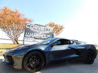 2020 Chevrolet Corvette Coupe 2LT, IOT, NAV, SYS, Black Wheels, Only 2k in Dallas, Texas 75220