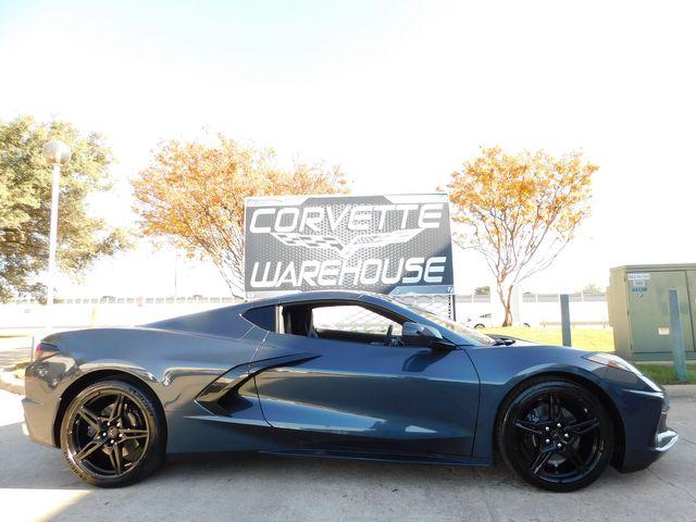 2020 Chevrolet Corvette Coupe 2LT, IOT, NAV, SYS, Black Wheels, Only 2k in Dallas, Texas 75220