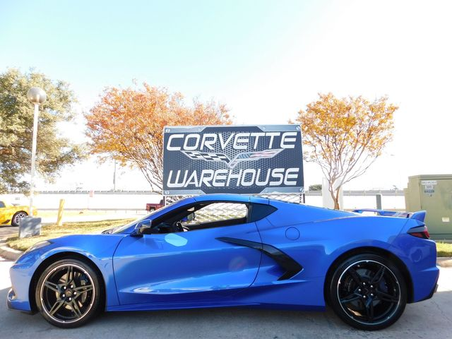 2020 Chevrolet Corvette Coupe Z51, IOS, NPP, Carbon Flash, 1k in Dallas, Texas 75220