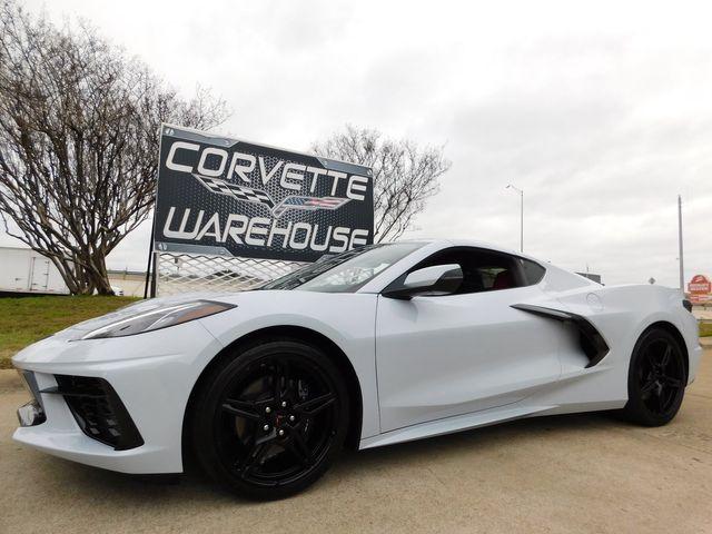 2020 Chevrolet Corvette Coupe Auto, IOS, NPP, Black Wheels 2k