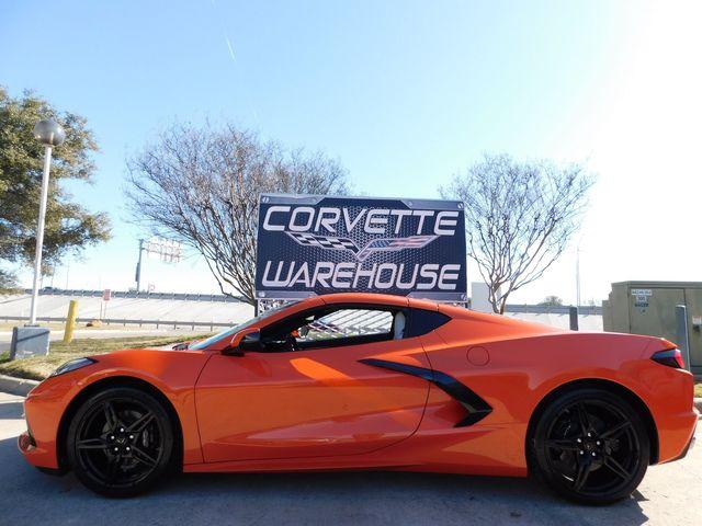 2020 Chevrolet Corvette Coupe 2LT, GT2 Seats, NAV, Black Wheels 113 miles in Dallas, Texas 75220