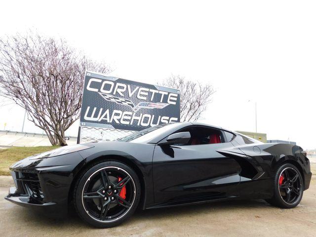 2020 Chevrolet Corvette Coupe IOS, NPP, Black Wheels, Only 15 miles in Dallas, Texas 75220