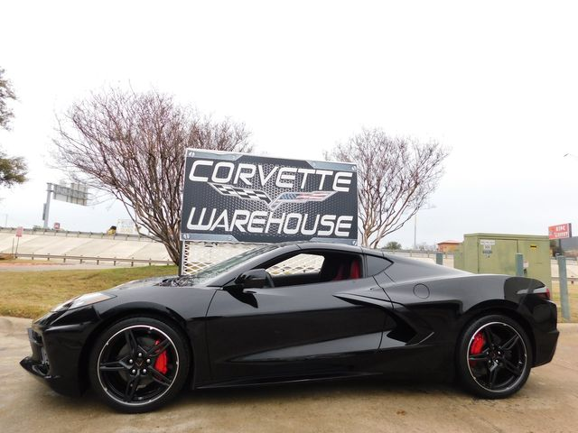 2020 Chevrolet Corvette Coupe IOS, NPP, Black Wheels, Only 15 miles in Dallas, Texas 75220