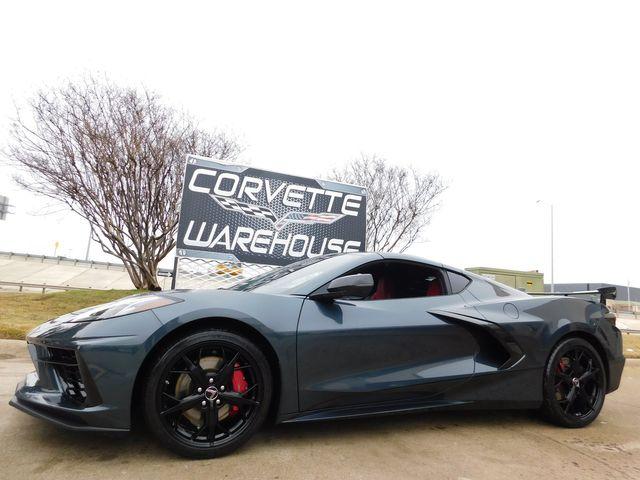 2020 Chevrolet Corvette Coupe Z51, ZZ3, FE3, NPP, Trident Wheels 1k in Dallas, Texas 75220