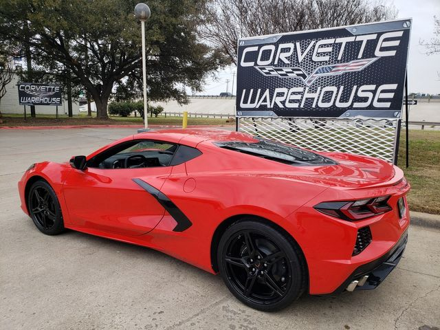 2020 Chevrolet Corvette Coupe IOS System, Black Wheels, Only 30 Miles in Dallas, Texas 75220