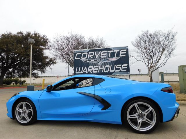 2020 Chevrolet Corvette Coupe IOS System, Alloys, Only 103 miles in Dallas, Texas 75220
