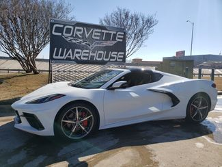 2020 Chevrolet Corvette Coupe 2LT, NAV, GT2's, Glass Top, Tridents 2k in Dallas, Texas 75220