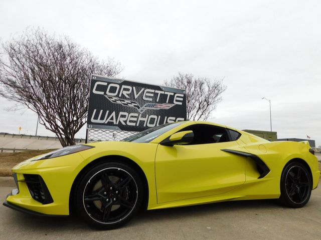 2020 Chevrolet Corvette Coupe 2LT, Z51, Mag Ride, Front Lift, 142 Miles in Dallas, Texas 75220