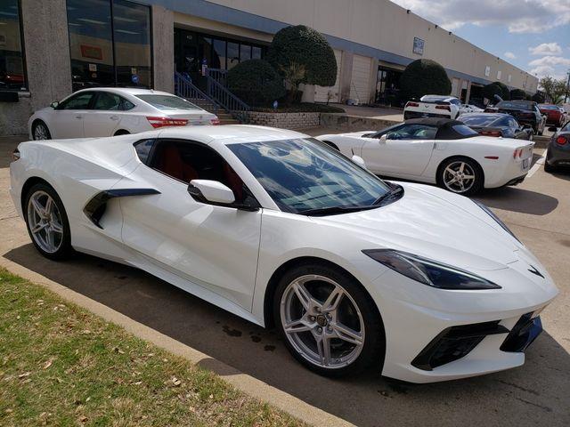 2020 Chevrolet Corvette Coupe Premium, EYT, Black Wheels, Only 150 Miles in Dallas, Texas 75220