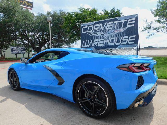 2020 Chevrolet Corvette Coupe 2LT, IOT NAV, PDR, GT2, Carbon Top 3k in Dallas, Texas 75220
