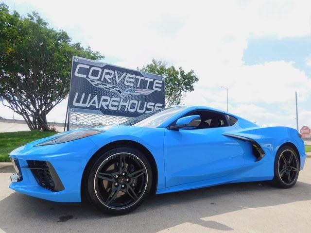 2020 Chevrolet Corvette Coupe 2LT, IOT NAV, PDR, GT2, Carbon Top 3k