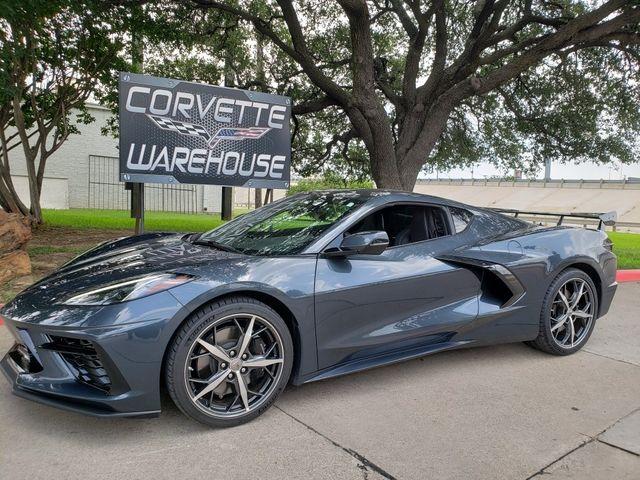 2020 Chevrolet Corvette Coupe Premium, Z51, IOS, Aero Wing, Spectra's, 3k in Dallas, Texas 75220