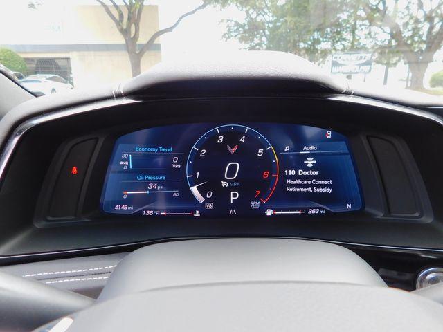 2020 Chevrolet Corvette Coupe Premium, Z51, IOS, Aero Wing, Spectra's, 4k in Dallas, Texas 75220
