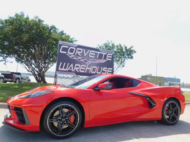 2020 Chevrolet Corvette Coupe Z51, Premium, IOS, NPP, 206 Miles