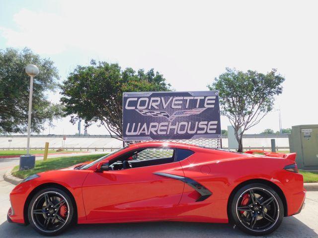 2020 Chevrolet Corvette Coupe Z51, Premium, IOS, NPP, 206 Miles in Dallas, Texas 75220
