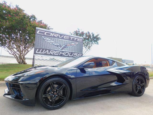 2020 Chevrolet Corvette Coupe 3LT, NAV, NPP, PDR, Black Alloys 1k