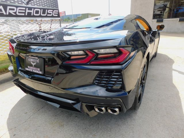 2020 Chevrolet Corvette Coupe 3LT, NAV, NPP, PDR, Black Alloys 1k in Dallas, Texas 75220